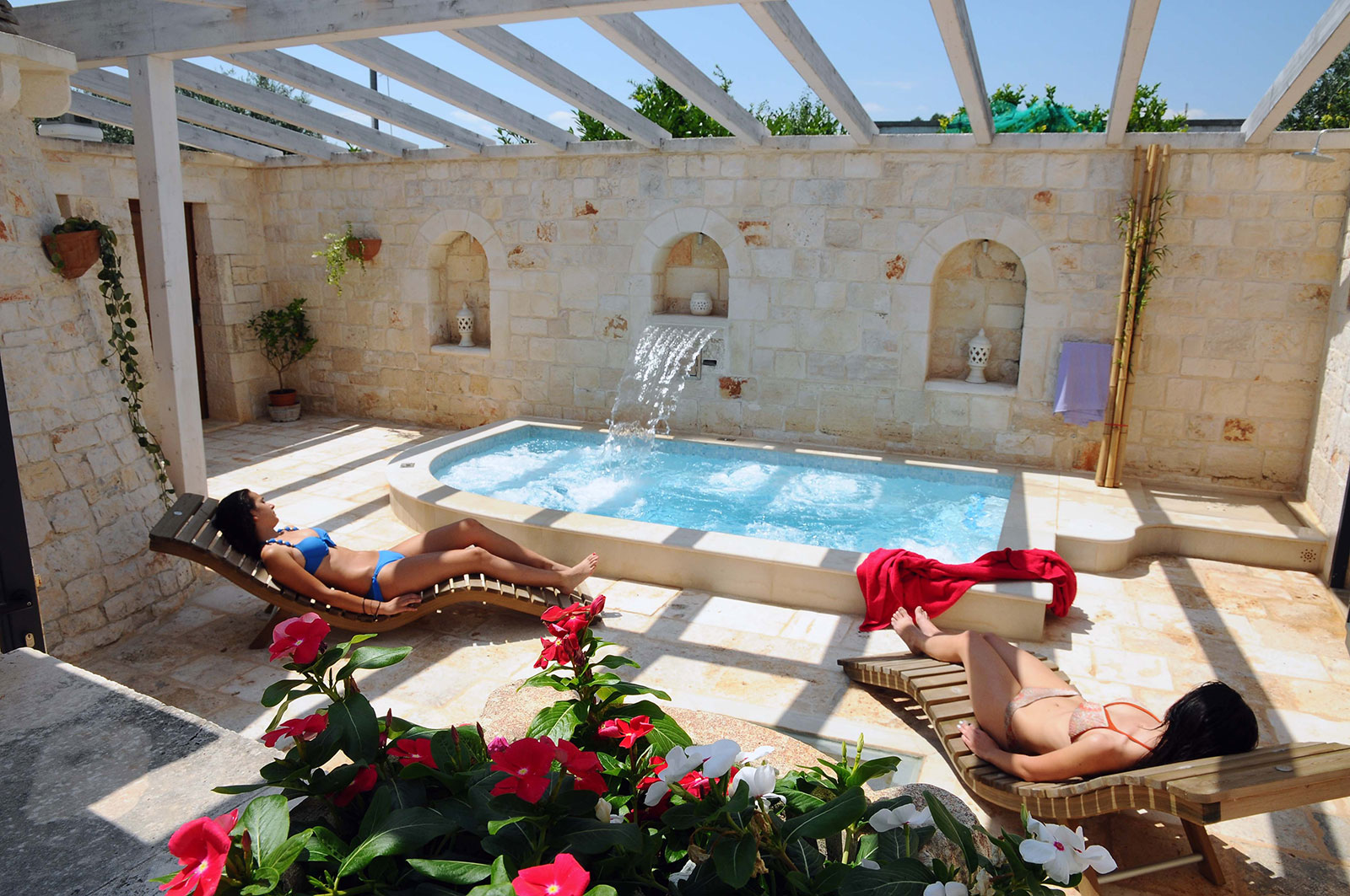 Centro Benessere Micele Holiday Houses